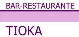 Banner Bar Restaurante Tioka