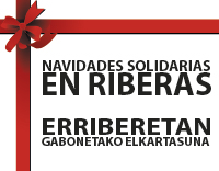 Navidades solidarias en Riberas
