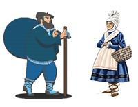 Llega el Olentzero a Riberas de Loiola