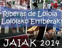 VI Edición Fiestas de Riberas 2014