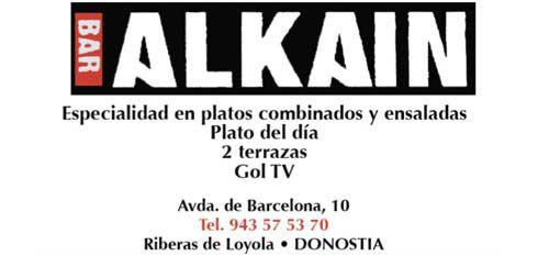 Bar Alkain