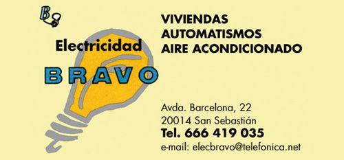 Electricidad Bravo