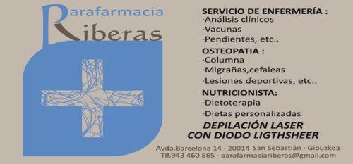 Parafarmacia Riberas