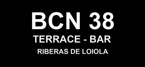 BCN 38 Terrace Bar