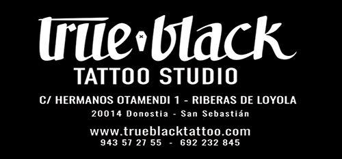 True Black Tattoo